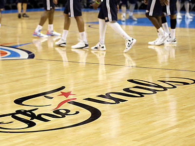 The NBA Finals begin Tuesday night in Oklahoma City. (Jeff Roberson/AP)