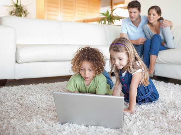 Carpet can be a comfortable, affordable, green and attractive floor covering option. (iStock)
