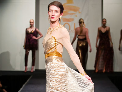 Drexel University 39 S Annual Fashion Show Delights Philly
