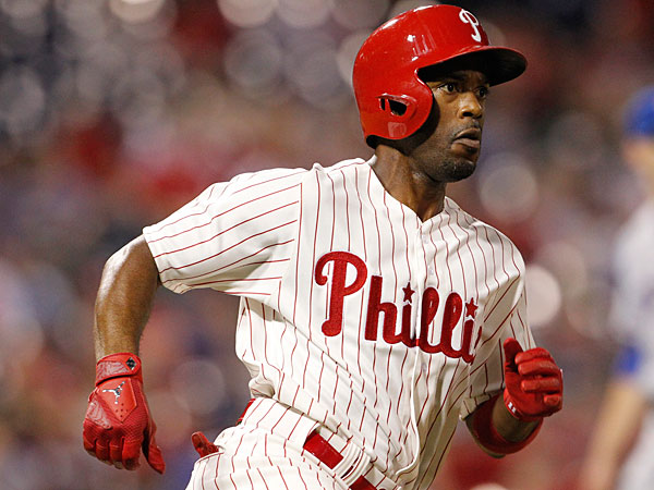 Jimmy Rollins. (Ron Cortes/Staff Photographer)
