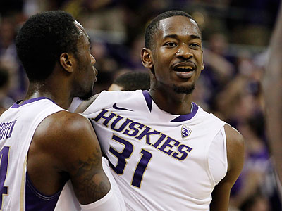 Terrence Ross averaged 16.4 points and 6.4 rebounds in 31.1 minutes per game for Washington. (Elaine Thompson/AP file photo)