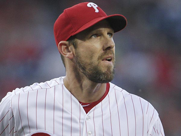 Phillies starting pitcher Cliff Lee. (Steven M. Falk/Staff Photographer)