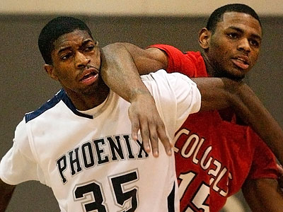 """I don't have a top five,"" Friend Central´s Amile Jefferson (left) told the Inquirer. ""I'm pretty much wide open."" (Ron Cortes/Staff file photo)"