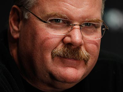 Eagles head coach Andy Reid takes your Eagles questions in today´s chat. (Matt Rourke/AP Photo)