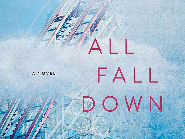 """All Fall Down"" by Jennifer Weiner follows a writer´s path through rehab. (From the book jacket)"