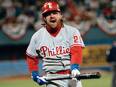 Former Phillie John Kruk will be inducted into the Phillies´ Wall of Fame on August 12. (Rusty Kennedy/AP file photo)