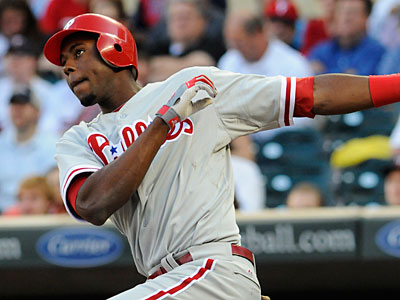 The Phillies are hitting .263 as a team with runners in scoring position. (Jim Mone/AP)