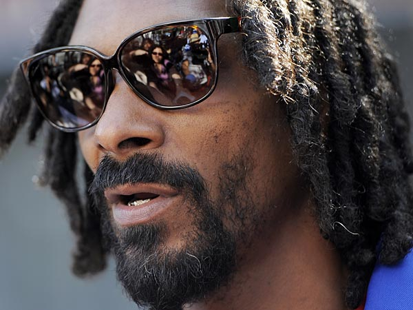 Snoop Lion. (Photo by Chris Pizzello/Invision/AP)