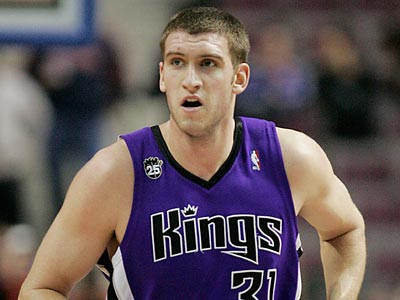 Spencer Hawes has been on the Sixers´ radar since the 2007 draft. (AP Photo/Duane Burleson)
