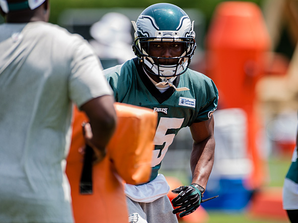 Eagles running back LeSean McCoy. (Matthew Hall/Staff Photographer)