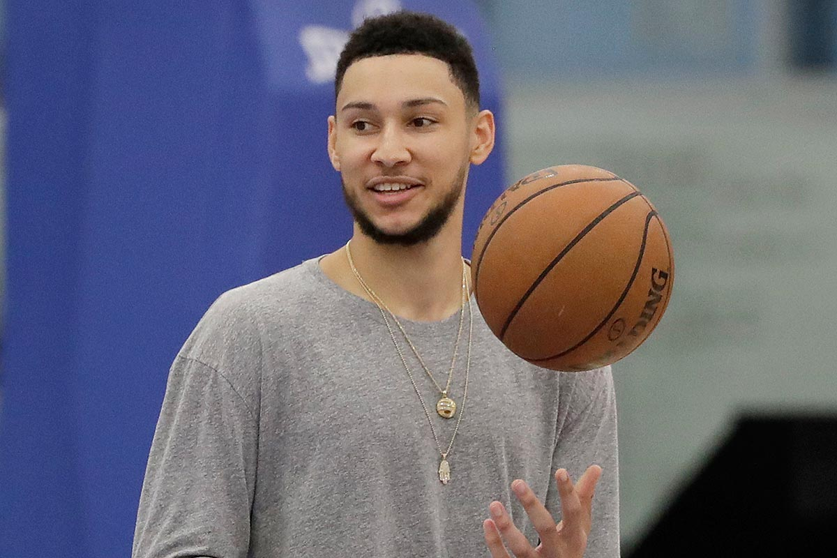 Ben Simmons: Markelle Fultz Expects To Work Smoothly With Ben Simmons