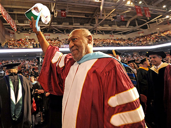 Temple alum Bill Cosby will perform at the Palestra after his alma mater and Penn open the Big 5 season on November 9. (April Saul/Staff file photo)