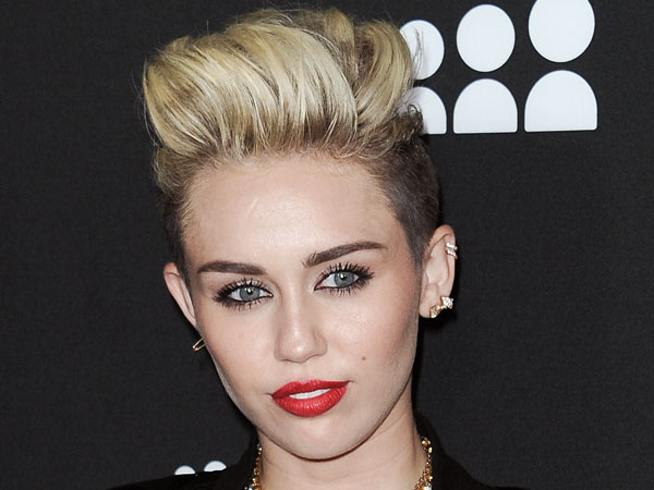 Miley Cyrus. (AP Photo)