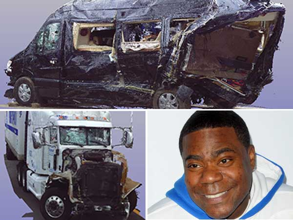 Tracy Morgan Cars Accident