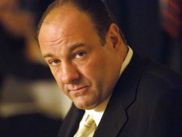 Actor and New Jersey native James Gandolfini (AP photo)