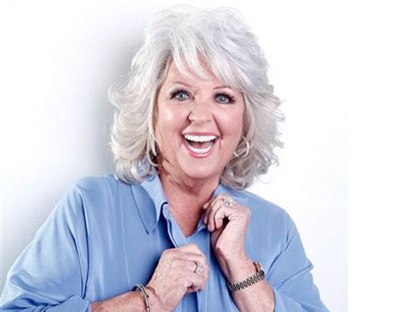 This Jan. 17, 2012 file photo shows celebrity chef Paula Deen poses for a portrait in New York.  It was revealed that Deen admitted during questioning in a lawsuit that she had slurred blacks in the past. It´s the second time the queen of comfort food´s mouth has gotten her into big trouble. (AP Photo/Carlo Allegri)