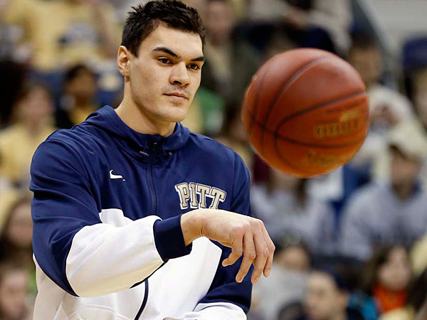 Pittsburgh´s Steven Adams. (AP Photo/Keith Srakocic)