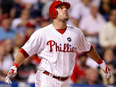 The Phillies have designated Greg Dobbs for assignment. (Ron Cortes / Staff file photo)