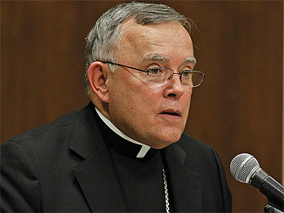 Archbishop Charles J. Chaput concluded that the priest, the Rev. Joseph DiGregorio (not pictured) is not a danger to the community. (Alejandro A. Alvarez / Staff Photographer, file)