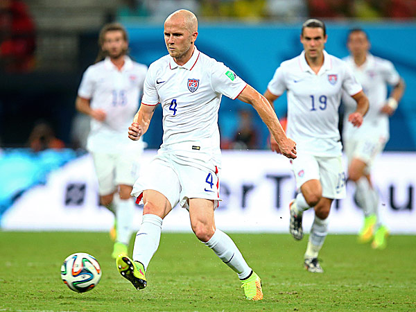 United States midfielder Michael Bradley. (Mark J. Rebilas/USA TODAY Sports)