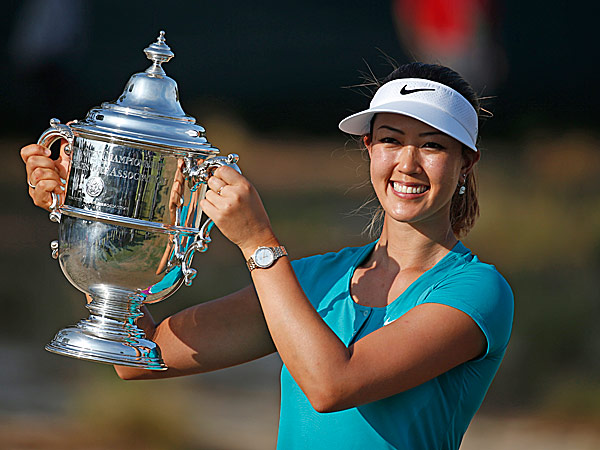 Wie struggling as she prepares to defend U.S. Women's Open title