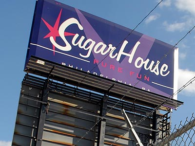 The SugarHouse casino development plan was approved in a 4-2 vote. (Ron Tarver/Staff file photo)