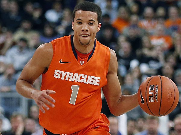 Syracuse´s Michael Carter-Williams. (Michael Dwyer/AP)