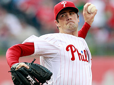 Will Cole Hamels, who has a 10-3 record and a 3.03 ERA this season, be traded by the Phillies? (Yong Kim/Staff Photographer)