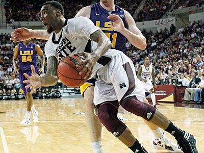 Mississippi State´s Arnett Moultrie could be an option for the Sixers with the 15th pick. (Rogelio Solis/AP file photo)