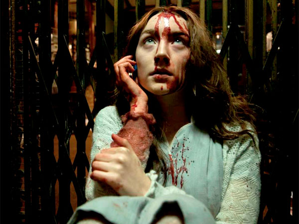 "Saoirse Ronan as Eleanor ""Ella"" Wells, in the new vampire saga. (IFC Films)"