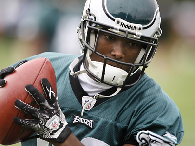 LeSean McCoy has agreed to terms on a rookie contract with the Eagles. (David Maialetti / Staff Photographer)