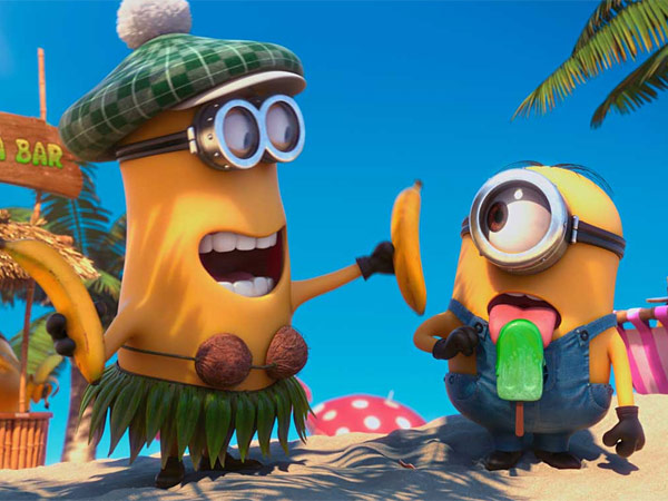 """The Minions are back in """"Despicable Me 2."""" (Universal Pictures and Illumination Entertainment)"""