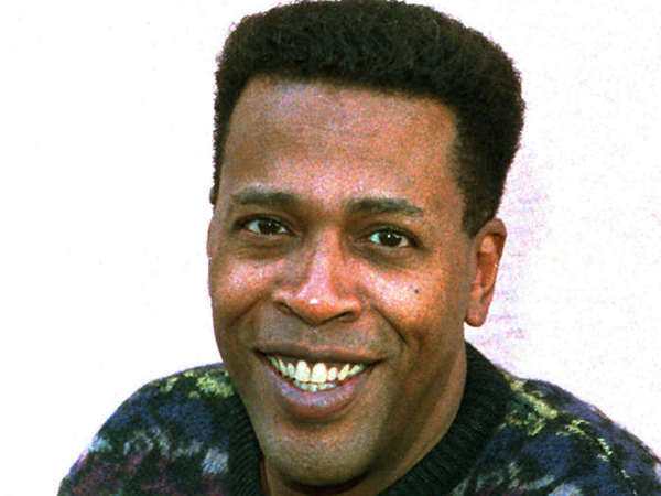 Meshach Taylor, in 1989.