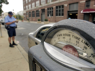 The Philadelphia Parking Authority announced that it will not institute a proposed rate hike at Center City parking meters that was set to take effect today. (David Swanson / Staff File Photo)