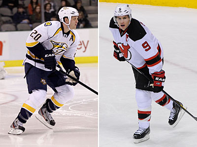 Defenseman Ryan Suter and winger Zach Parise have hinted that they´ll make a decision Monday. (AP file photos)