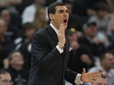 Jay Wright has had success recruiting from New York/northern New Jersey area. (AP Photo/Winslow Townson)