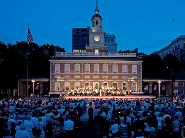 In July, the Philly POPS! will perform a tribute for those who marched on the 50th anniversary of the nation's first LGBT-rights demonstrations, held here in Philadelphia at Independence Hall.