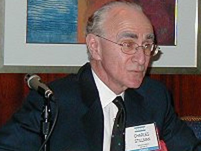 Attorney Charles Stillman (Photo from governanceprofessionals.org)