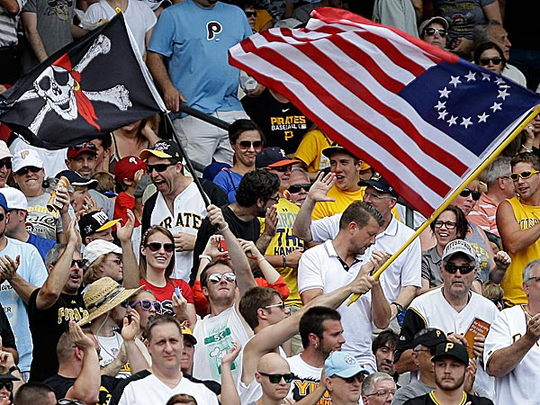 The Phillies have not won nine of their last 10 games in Independence Day. (Gene J. Puskar/AP)