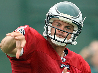 Have we overstated Kevin Kolb´s value as a backup? (Yong Kim/Staff file photo)