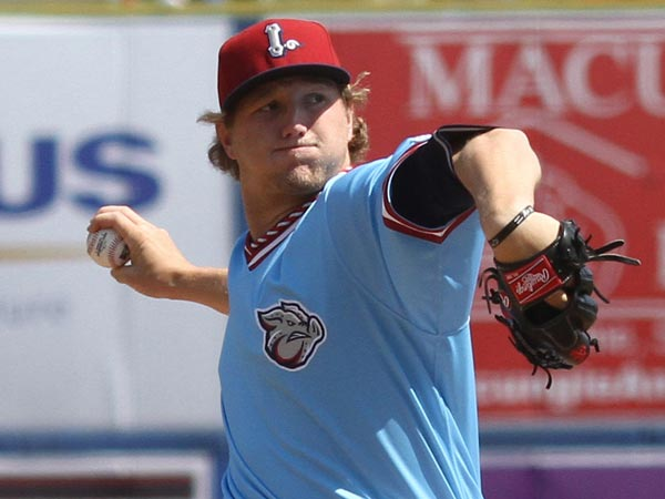 IronPigs pitcher Ethan Martin. (Digital Photographic Imaging/AP)