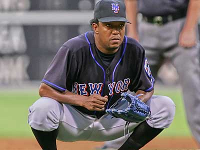 Pedro Martinez, a veteran free agent, could be an option for the Phillies. (AP / File photo)