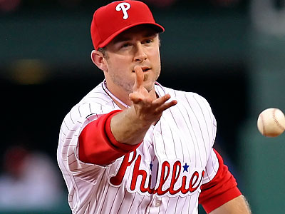 Chase Utley could return to the Phillies lineup on Tuesday. (Steven M. Falk/Staff file photo)
