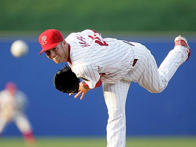 Phillies starter J.A. Happ was been optioned to Triple-A Lehigh Valley earlier this month. (David Swanson / Staff file photo)