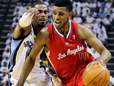 Nick Young was a first round draft pick (16th overall) of the Washington Wizards in 2007. (AP Photo)