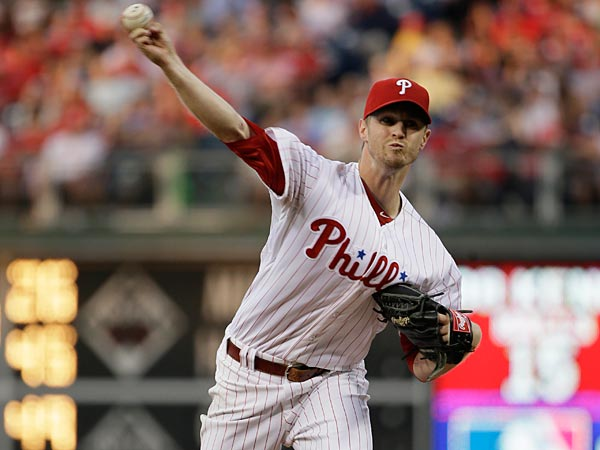 Philadelphia Phillies pitcher Kyle Kendrick.(AP Photo/Matt Slocum)