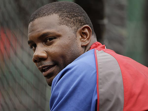 Phillies first baseman Ryan Howard. (Gene J. Puskar/AP)