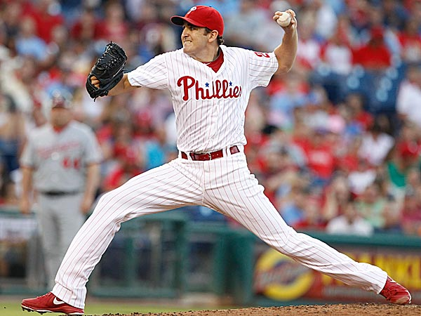 Phillies pitcher John Lannan. (Ron Cortes/Staff Photographer)