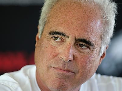 "In 2008, Eagles owner Jeffrey Lurie said the team´s philosophy was going to be ""pedal-to-the-metal."" (David Maialetti / Staff File Photo)"