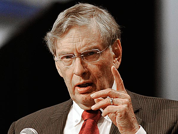 Major League Baseball commissioner Bud Selig. (Pat Sullivan/AP)